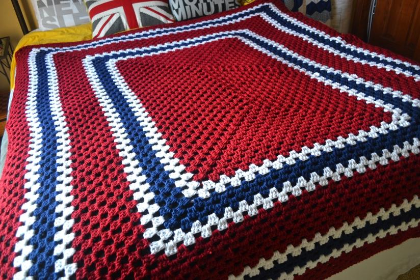 charity blanket #2 of 2012