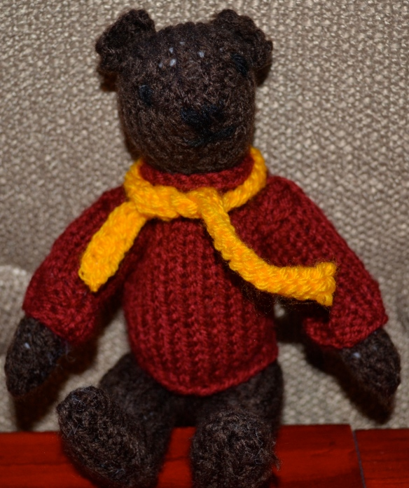Sir Ted's sweater